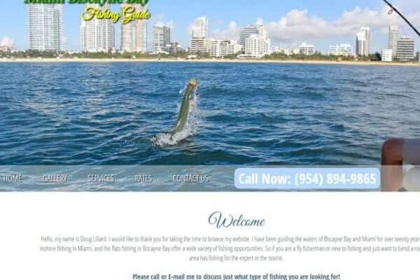 Miami Fishing Guide