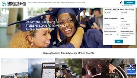 Student Loans Consolidated
