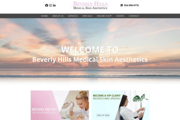 Beverly Hills Medical Skin Aesthetics